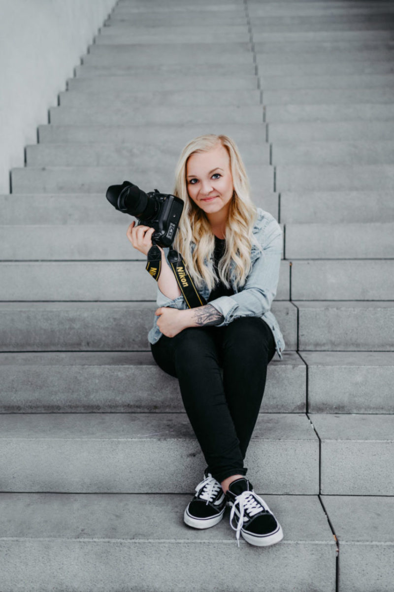 Professionelle Portrait Fotografie